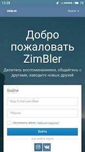 Zimbler - náhled