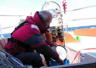 Photo: Первый день в море/First day at sea