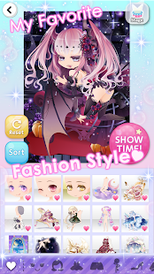 Game Star Girl Fashion❤CocoPPa Play APK for Windows Phone