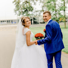 Wedding photographer Viktoriya Demidenko (VikaDemy). Photo of 18.09.2017