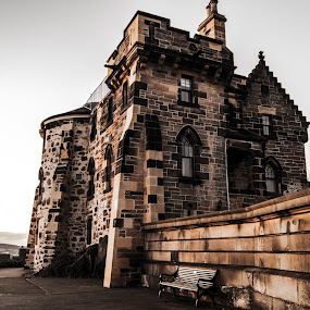 hoose by Danny Charge - Buildings & Architecture Public & Historical ( creepy, old, detail, building, house )