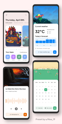 Mikx for KLWP cheat hacks