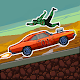 Drive or Die - Zombie Pixel Derby Racing