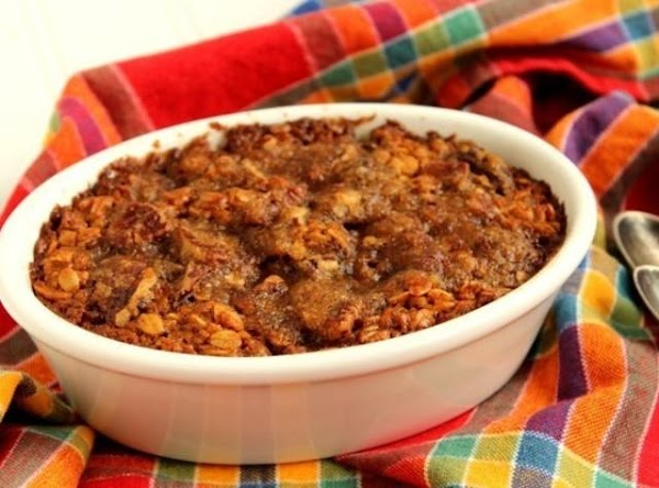 Pumpkin Praline Baked Oatmeal Recipe
