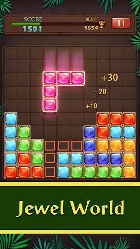 Block Puzzle - Jewels World apktram screenshots 1