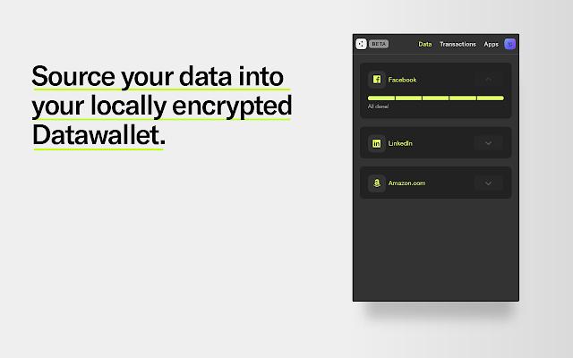 Datawallet 3.0 - Developer Edition