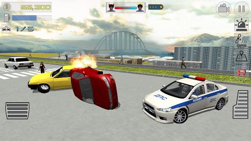 Traffic Cop Simulator 3D screenshot 18