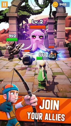 Archer's Tale - Adventures of Rogue Archer moddedcrack screenshots 4
