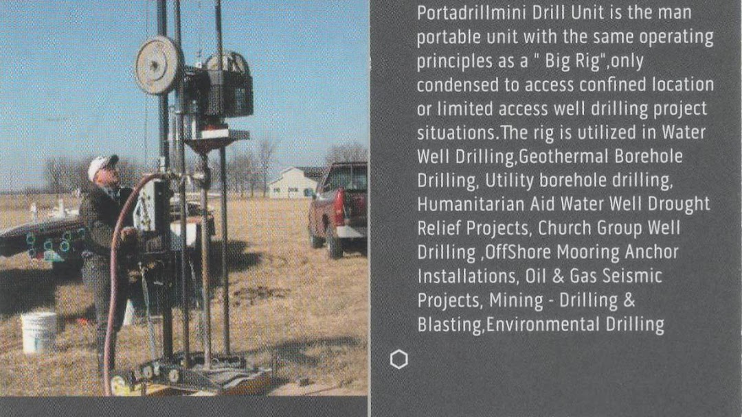 A & D Drilling Supply Corp / Portadrillmini - Corporate