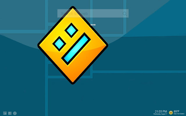 Geometry Dash Scratch Theme - Geometry Dash