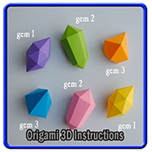 Step by step instructions how to make origami Vector Image | 512x512