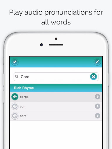玩免費書籍APP|下載Rhyme Time Rhyming Dictionary app不用錢|硬是要APP