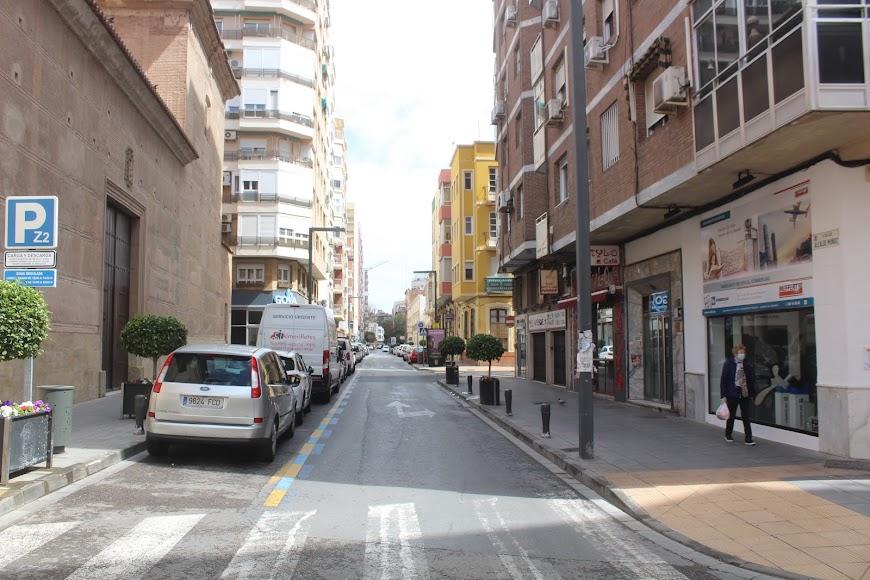 Calle Alcalde Muñoz.