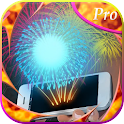 Fireworks Bang New Year 2016 icon