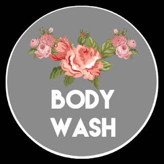 Homemade Body Wash.