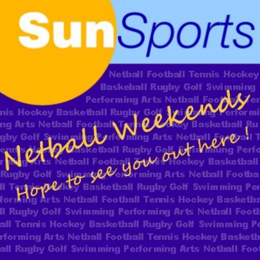SunSports Netball Weekends 運動 LOGO-玩APPs