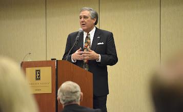 Photo: Lt. Governor Jerry Abramson