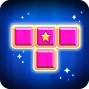 Wood block puzzle:collect star