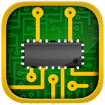 Circuit Scramble - Computer Logic Puzzles Icon