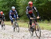 """Titelverdediger ziet Parijs-Roubaix niet zitten in de regen: """"Zelfs in die paar veldritten nooit gezien"""""""
