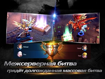 Goddess: Primal Chaos – RU Free 3D Action MMORPG Apk Download For Android and Iphone 1