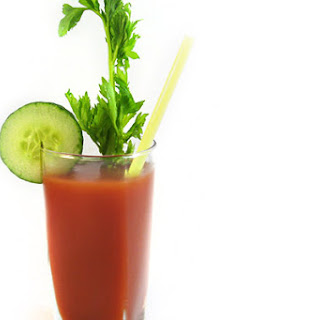 The Perfectly Skinny Bloody Mary Cocktail