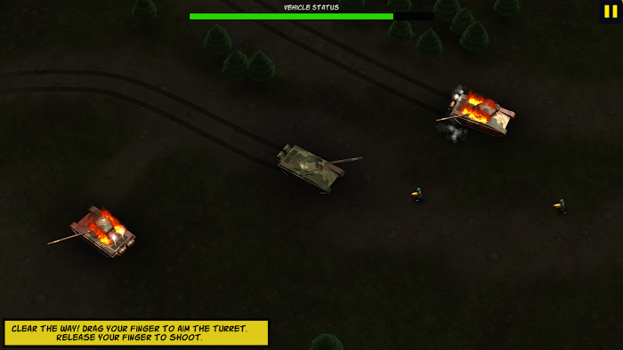 Max Bradshaw: Zombie Invasion- screenshot