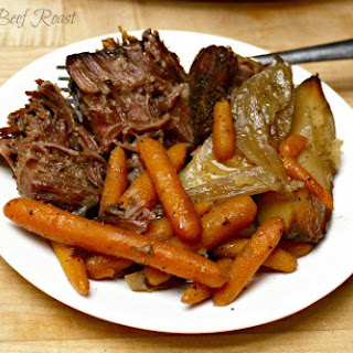 Crock Pot Beef Roast.