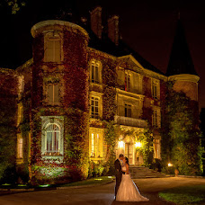Wedding photographer Claude Le Guillard (claudeleguilla). Photo of 31.10.2017