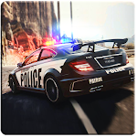 Police Hot Pursuit Icon