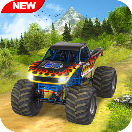 4x4 Offroad Monster Truck Racing