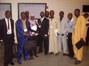 Photo: African Delegates