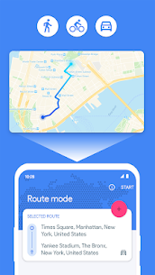 Fake GPS Location – Joystick and Routes 4.03 Mod + Data Download 3
