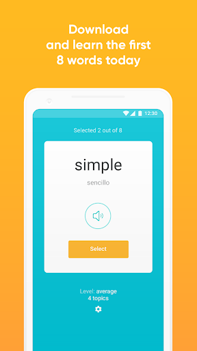 Screenshot for Bright – English for beginners in Hong Kong Play Store