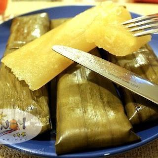 Cassava Suman.
