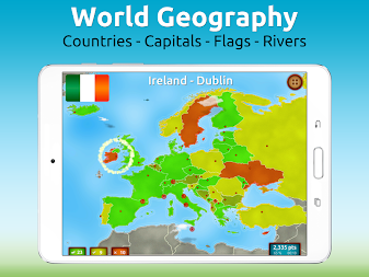 GeoExpert - World Geography APK screenshot thumbnail 6