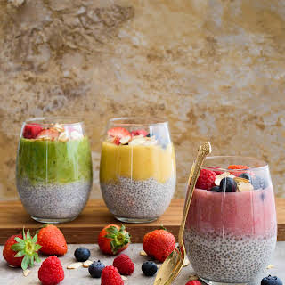 Chia Breakfast Pudding.