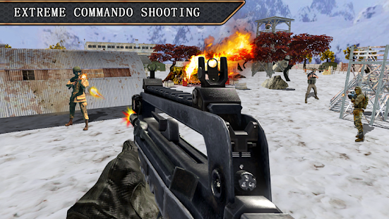 Army Sniper Desert 3D Shooter- screenshot thumbnail