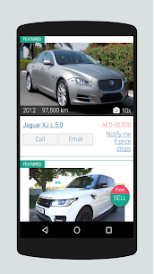 Dubai Used Car in UAE APK 1