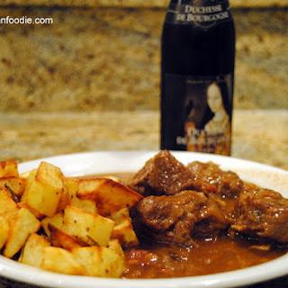 Flemish beer beef stew (Carbonnade flamande)
