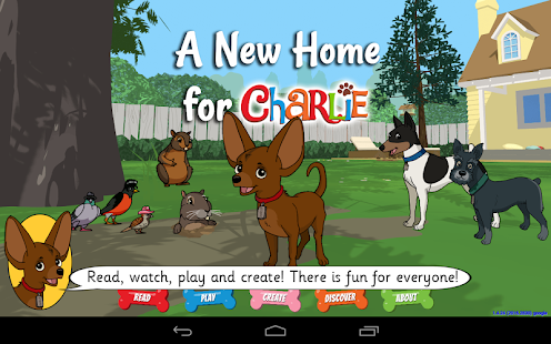 A New Home for Charlie- screenshot thumbnail