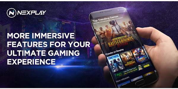 Nexplay: Stream mobile games to Facebook & Youtube - Apps on Google Play