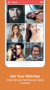 frenClub: Find new friends, chatting and dating - náhled