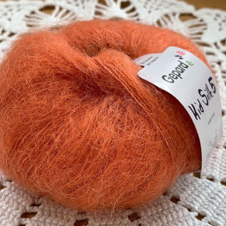 Gepard - Kid Silk 5, Orange 1441