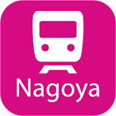 Nagoya Rail Map