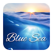 Theme for blue sea