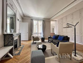Appartement meublé 4 pièces 116,67 m2