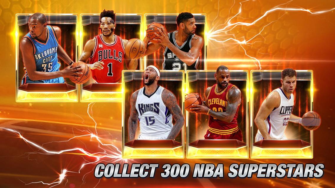 NBA All Net screenshot #1