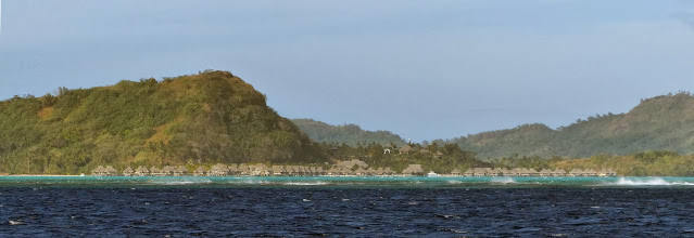 Photo: The Hilton Bora Bora