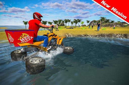 ATV Pizza Delivery Boy  screenshots 10